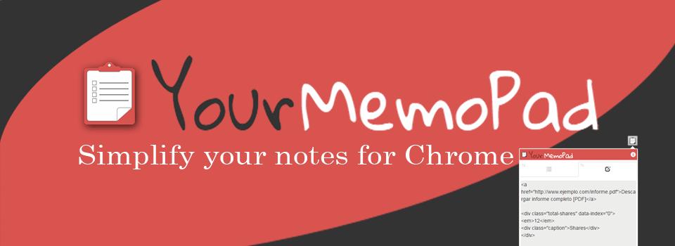 YourMemoPad