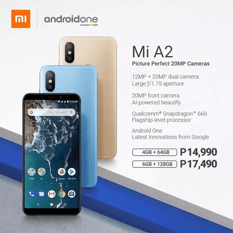 The Mi A2