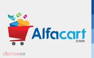 Logo Alfacart - Download Vector File EPS (Encapsulated PostScript)