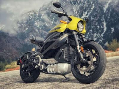 Motor listrik Harley Davidson, LiveWire.