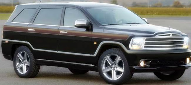 2018 Jeep Grand Wagoneer Redesign