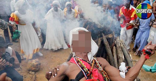 Santero abusó de sus dos hijas durante un ritual poseído por espíritus en Acarigua
