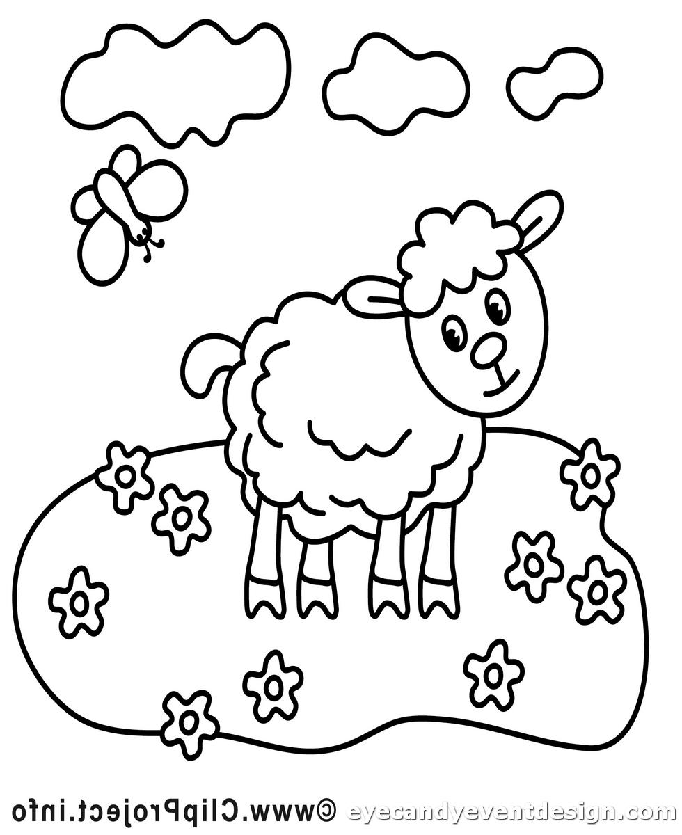 Shaun Das Schaf Ausmalbilder Kostenlos