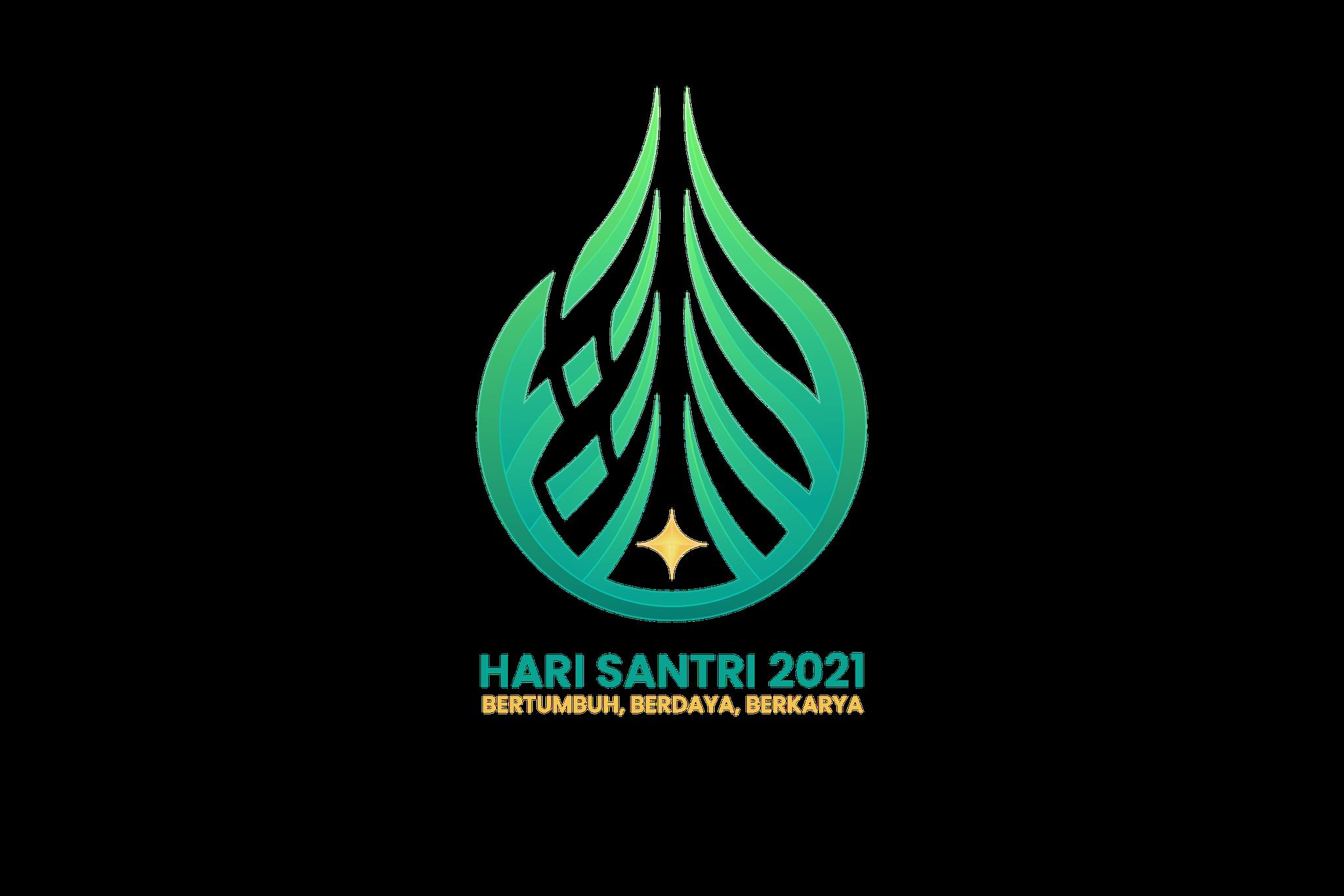 Logo Hari Santri PNG