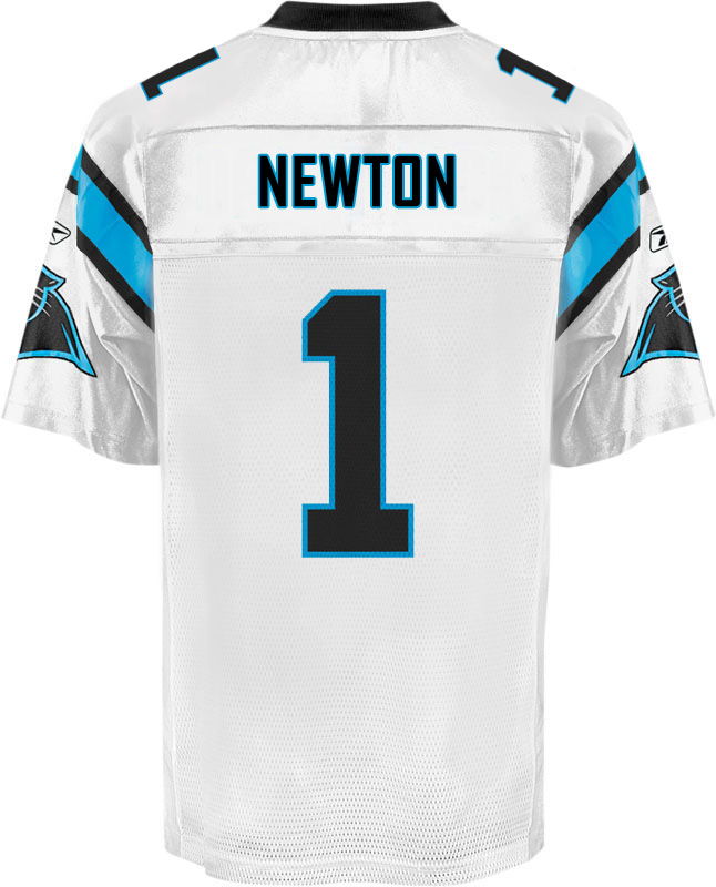 new products 24238 8b957 Scott Says ...: Cam Newton jersey mania