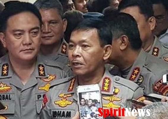 Komjen Pol Drs Idham Azis, Terpilih Jadi Kapolri Secara Aklamasi di DPR