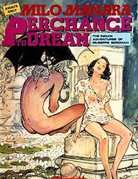 Read Perchance to dream - The Indian adventures of Giuseppe Bergman comic online