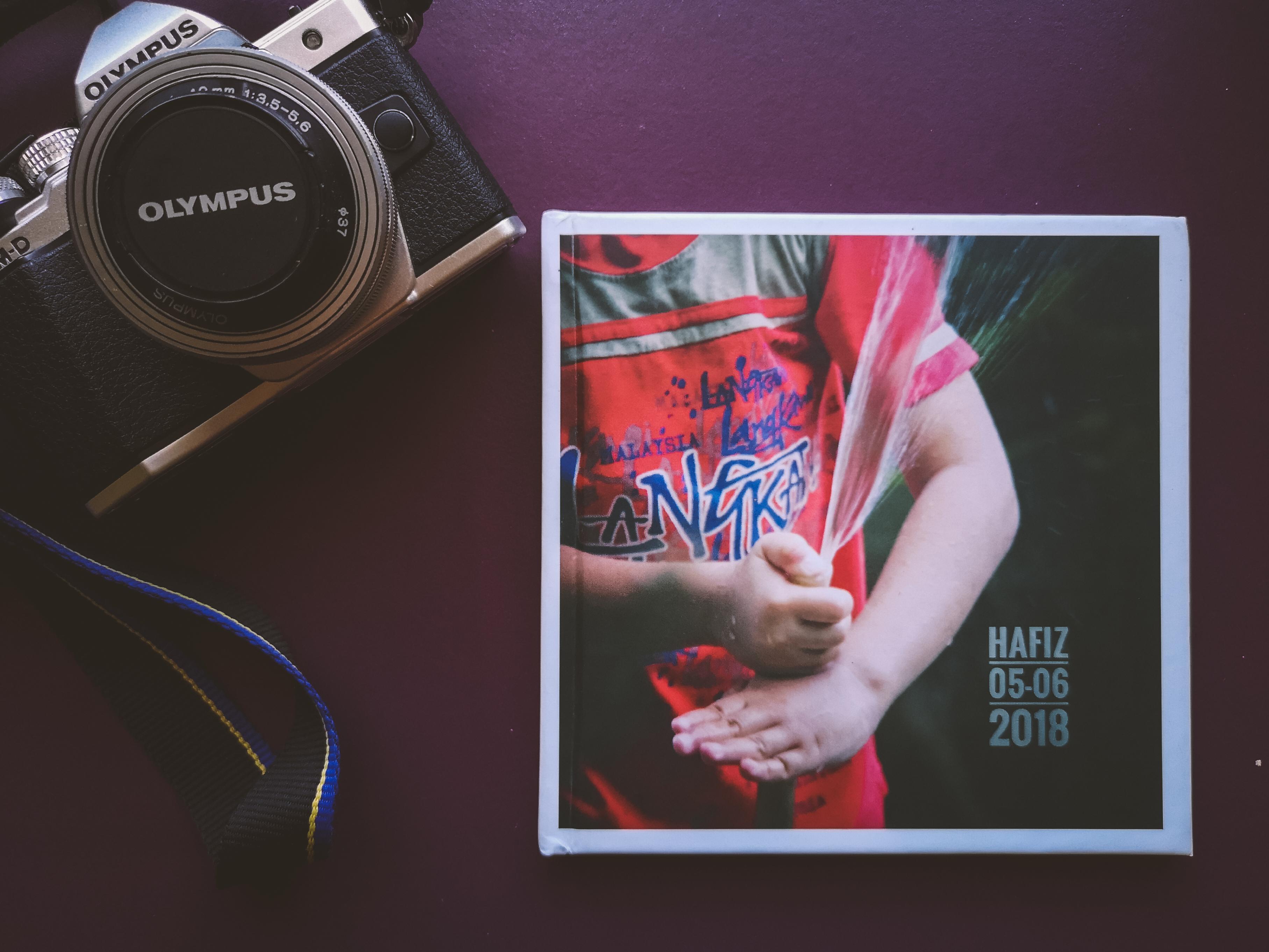9 Langkah Mudah Membuat Simple Photobook Menggunakan Telefon