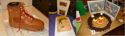 Past Edible Book Contest Winners