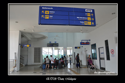 ETS Platinum Train, KTM Butterworth, Train, KTM, Kereta Api, Malaysia, Penang, Kuala Lumpur, Butterworth