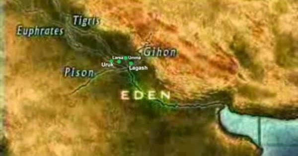 Secretos ocultos la biblia la realidad del ed n for Los jardines del eden