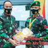 Kodam Hasanuddin Gelar Syukuran HUT ke-72 Infanteri