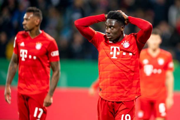 Hút chết trước đội hạng 2, Bayern lết vào vòng 3 Cúp QG 2