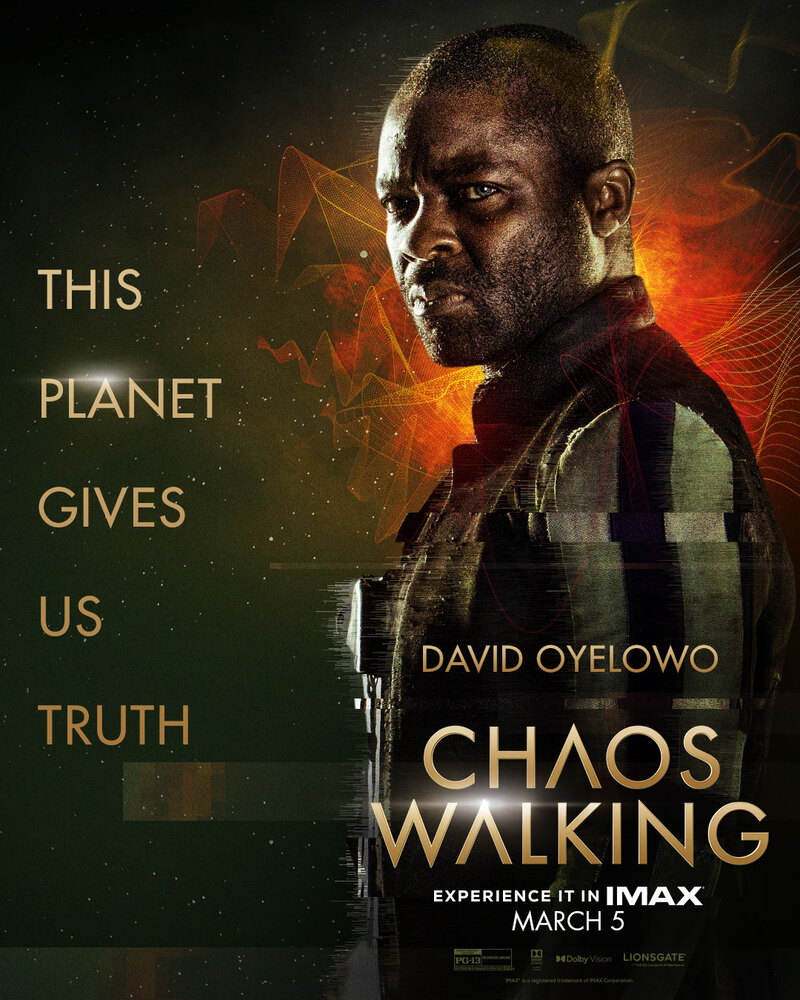 chaos walking poster david oyelowo