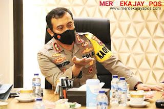 Kapolda Jateng Imbau Jajaran Tetap Terapkan Prokes 5M, Polri Sebagai Pelopor Penanganan Covid-19