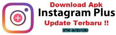 Download instagram plus terbaru