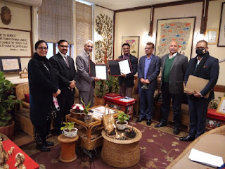 TRIFED Signed MoU with IFFDC