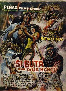 Si Buta dari Gua Hantu (Lembah Tengkorak) (1990)