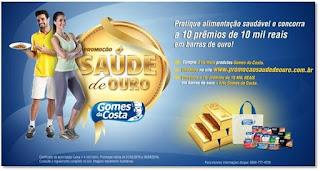 Promoção Gomes da Costa 2016 - Saúde de Ouro