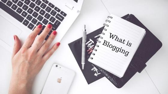What is Blogging in Hindi - Blog से पैसे कैसे कमाए?
