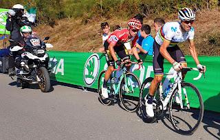 List of Top Spanish Cyclists - Alejandro Valverde & Primož Roglič