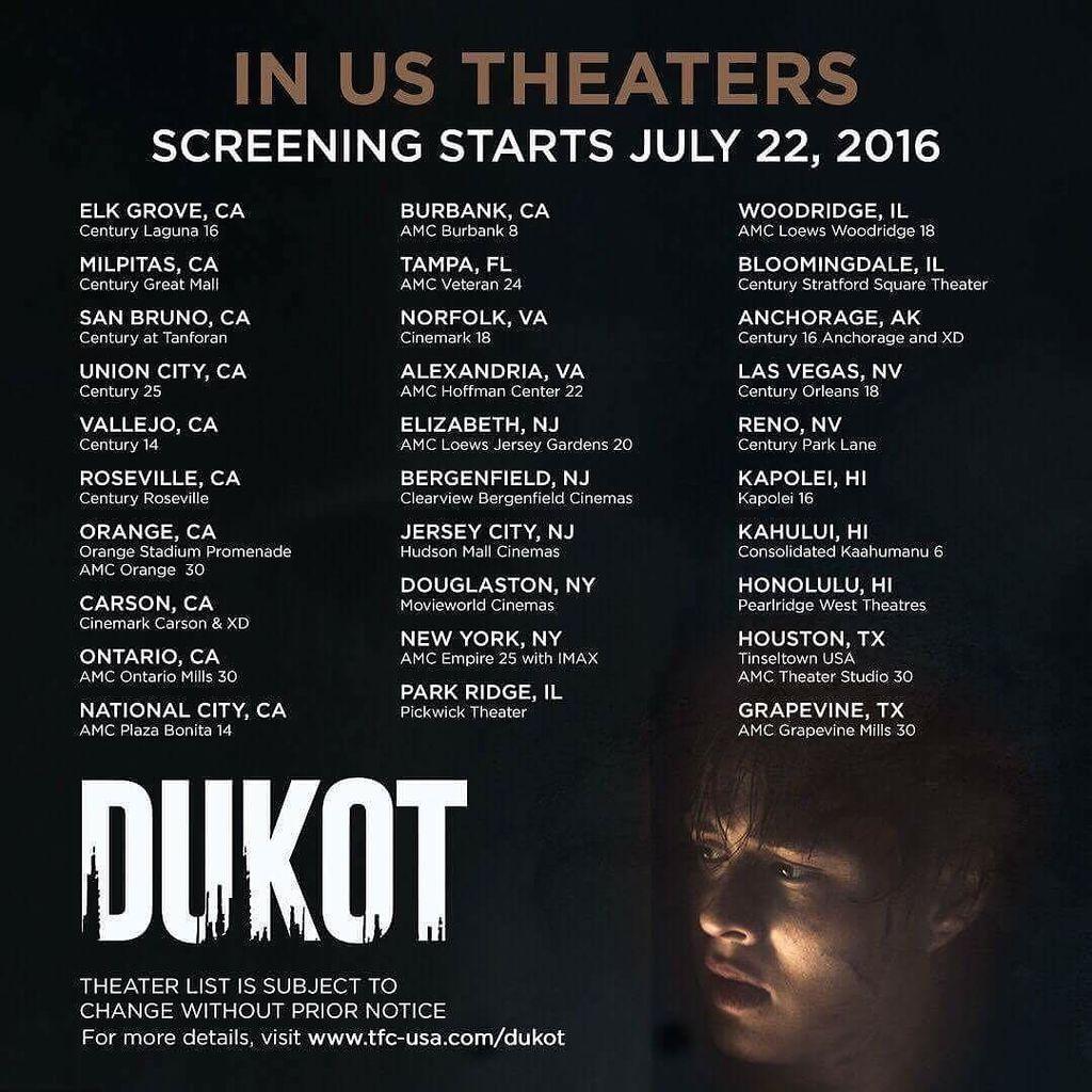 Dukot International Screenings Lizquen Eng Sub