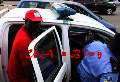 JUST IN: Melaye escapes Police custody, as thugs whisk Senator away