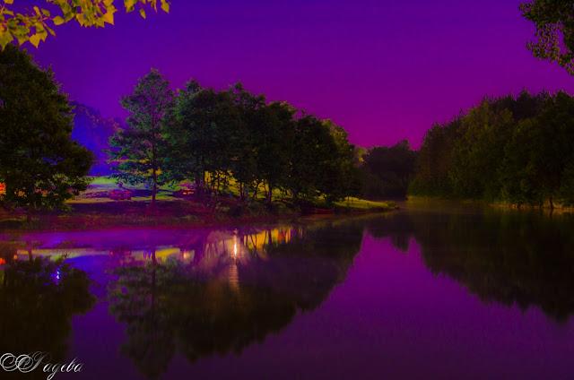 Нощ-над-язовира-Night-over-dam