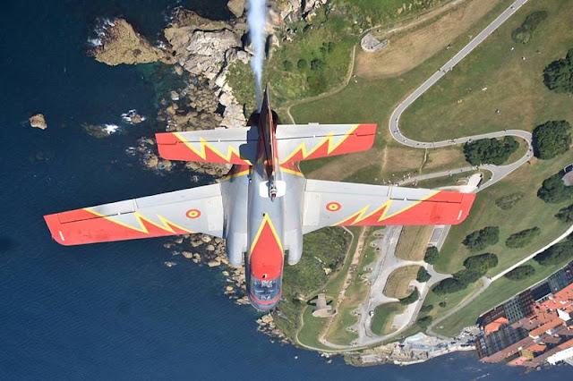 Patrulla Aguila airshow schedule 2020