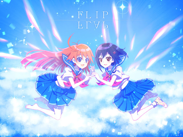 Flip Flappers Batch Subtitle Indonesia