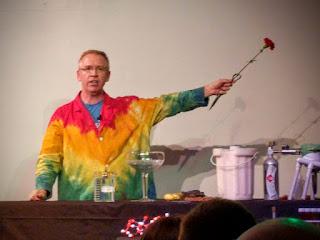 Josh Denhart's Amazing Chemistry Show