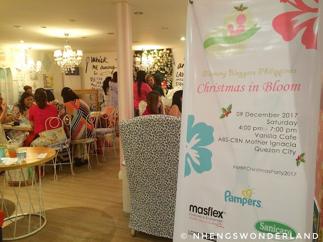 Mommy Bloggers PH Celebrates Christmas in Bloom