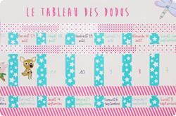 http://www.maman-clementine.com/2014/09/le-tableau-des-dodos-diy.html