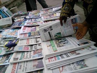 Latest Nigeria News Headlines For Today, Saturday, July 15, 2017