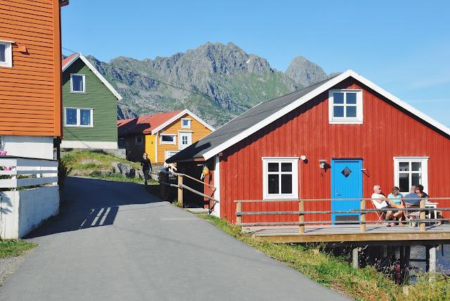 viaje a traves del estilo nordico, viaje a las islas lofoten