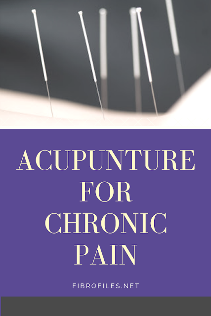 Acupuncture for Chronic Pain: Update