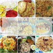 Koleksi Resepi Nasi | Aneka menu berasaskan nasi penambat selera bila berbuka puasa