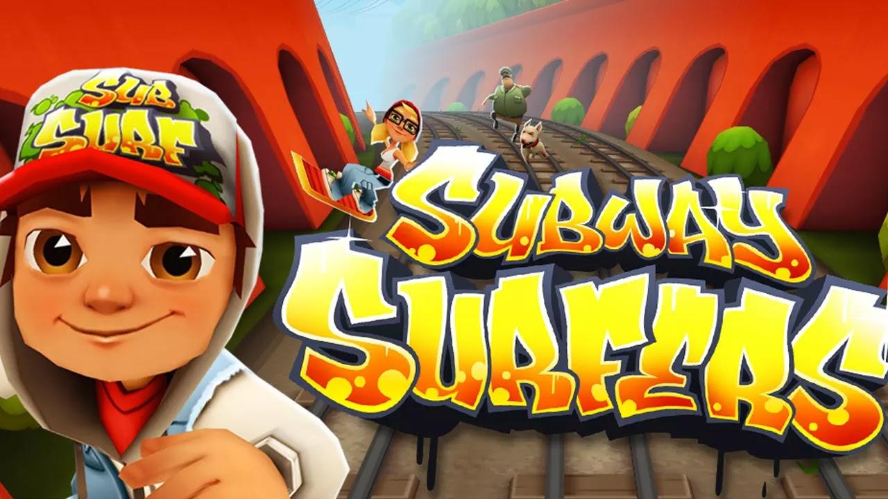 تحميل لعبة subway surfes متهكرة