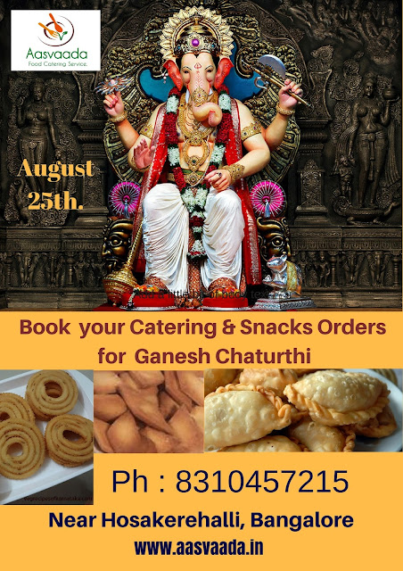 Catering in Bangalore