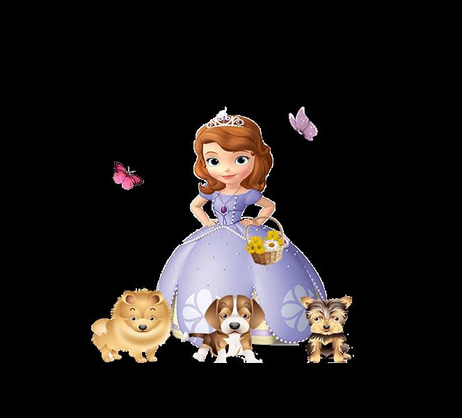 Imágenes para imprimir gratis de la Princesa Sofia.