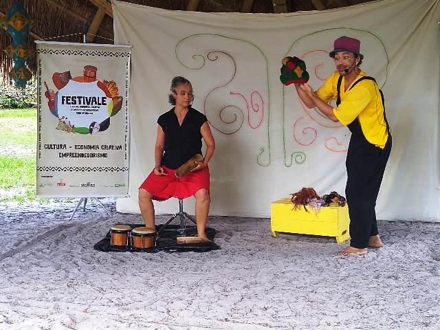 O FESTIVALE apresentará a cultura de dez cidades do Vale do Ribeira