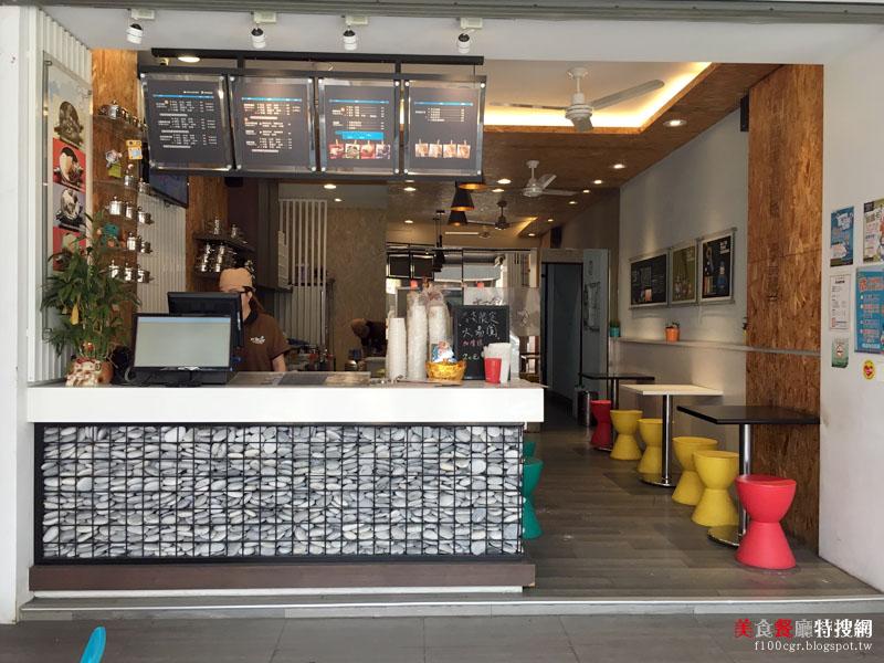 [中部] 台中市西區【打鐵豆花(精誠店)】超特別的機器人豆花鐵盒