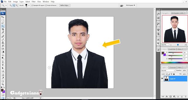 Cara Mengubah Ukuran Foto di Photoshop Menjadi 2X3