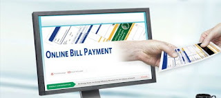 Online electricity bill payment system
