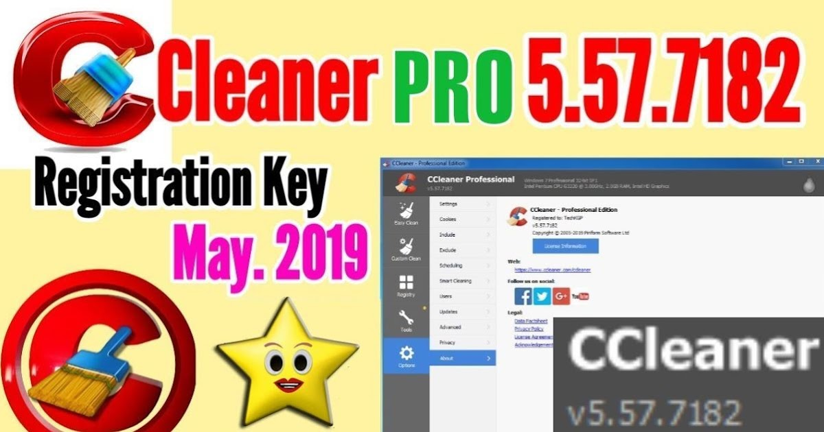 CCleaner Pro Full Version With License Key How to Activate ...