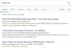 Riset Kata Kunci Google Adsense