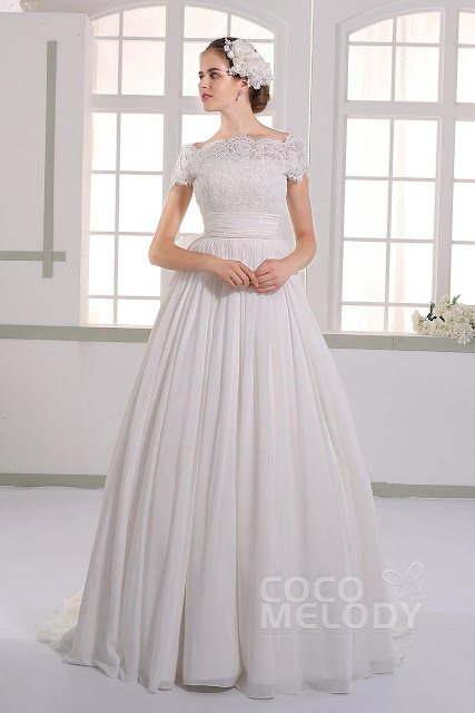 http://www.cocomelody.com/dramatic-a-line-natural-train-chiffon-ivory-zipper-wedding-dress-jwlt1501a.html