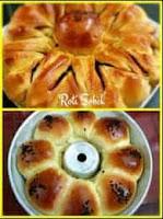 Cara Bikin Roti Sobek Isi Manis