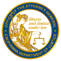 California Attorney General's Logo