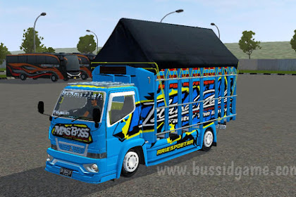 Mod Truck Canter Mas Boss By RMC Creation